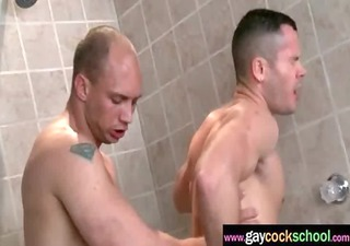 young guys receive screwed by gay coarse men in