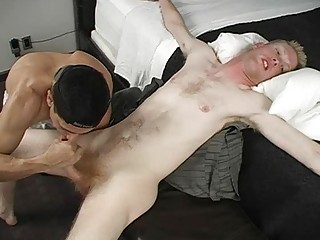 military gay hunk got his meat pole blown