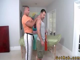 tattooed chap ride cock like a pro homo porn