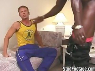 sexy interracial homo hardcore scene