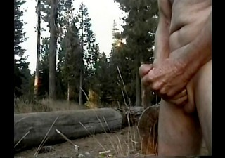 slutty and jerkin outdoors ! the sequel !