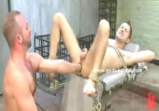 gay doctor torturing his patients in