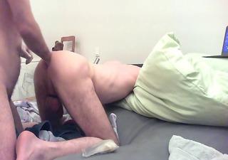 non-professional hardcore anal fist fuck - double
