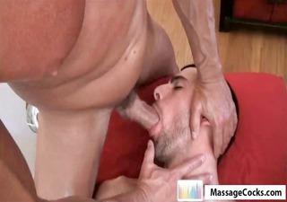 jock rubbing