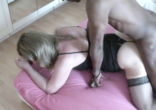 sluty aged crossdresser fucked by ebon