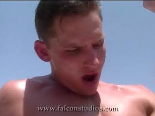 homosexual porn falcon - out of athens - gay porn