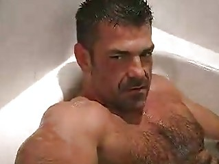 homo baths and masturbation movie scene
