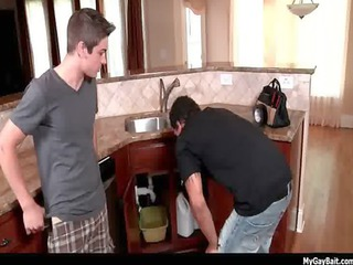 homosexual anal sex - wang massage in gay porn
