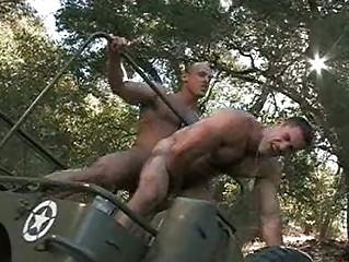 nasty military boys having homosexual sex
