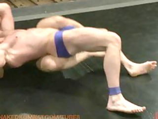 undressed and hard tristan jaxx fights hot dean