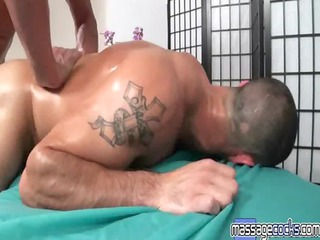 massagecocks nikko drilled hard