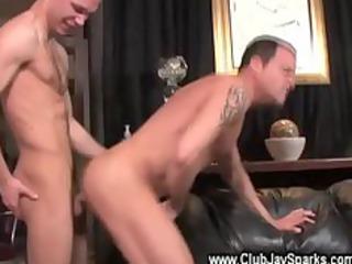 hunks have a fun a hardcore butt fuck