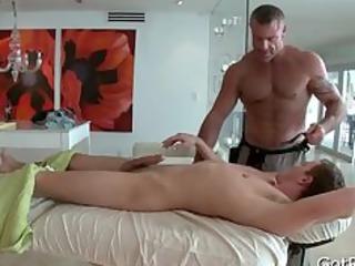 unfathomable anal permeating massage 1 part11