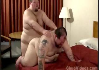 large abdomen bear chubs fuck