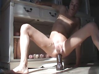 anal marital-device gay biggest toy fucking