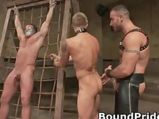extraordinary homo slavery groupsex part3