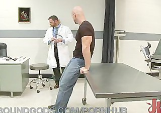 slavery physical exam