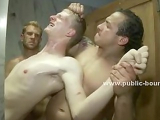 this homo group-sex sex video is brutal