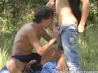 mmf digital - bareloaded outdoor male to mmf