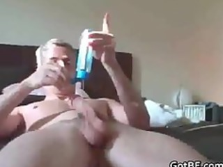 horny dilettante chaps jerking off part4