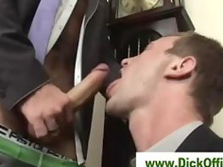 homosexual businessmen fucking and engulfing