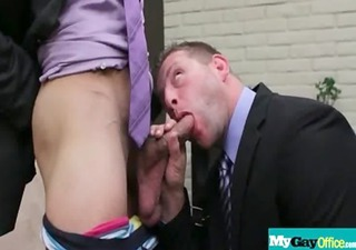 homo boy-friends drilled hard in the ass at the