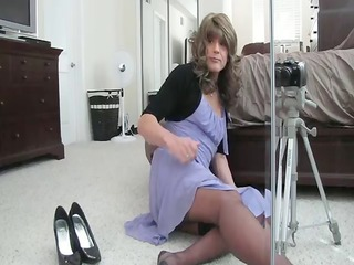 pleasure crossdressing
