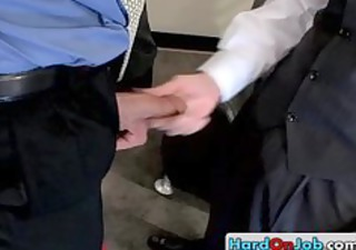 gay fucking and engulfing at the office part011
