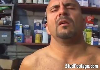 the majority excellent garage homo sex scene ever