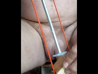using my cock balls 6 of 9 cbt